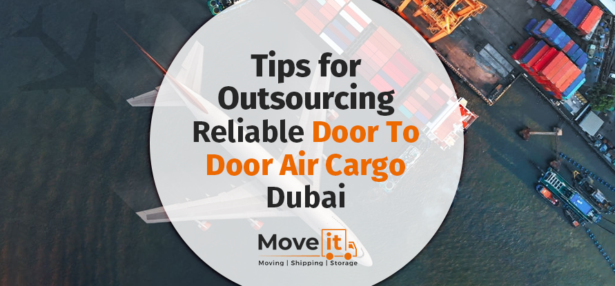 door to door air cargo dubai