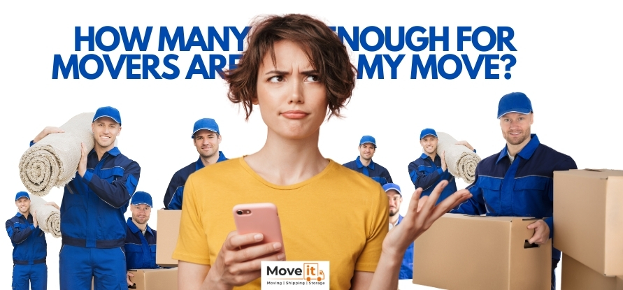 How Many Movers