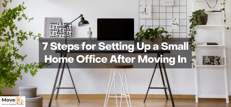Setting Up a Small Home Office